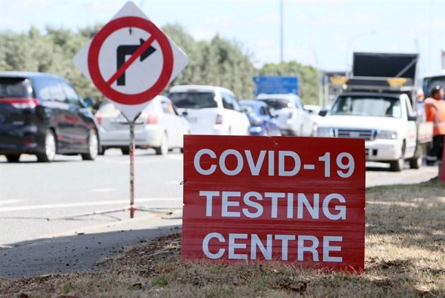 Ett testställe i Marsden Point, Nya Zeeland. Arkivbild.
