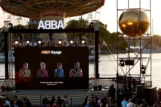 Abba släppte sina nya låtar från ett kommande album tidigare i veckan.
