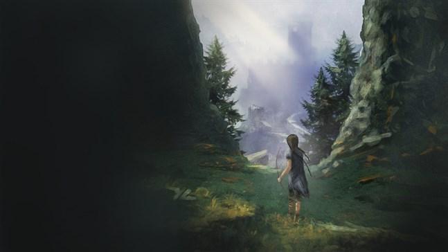 """Nya """"Ronja"""" lanseras som en fantasyserie med """"storslagna visuella effekter""""."""