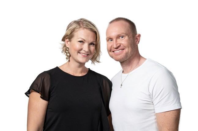 Maria och Tomas Höglund.