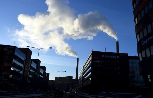 Klimatet kräver åtgärder inom många sektorer, påpekar Anna-Maja Henriksson.