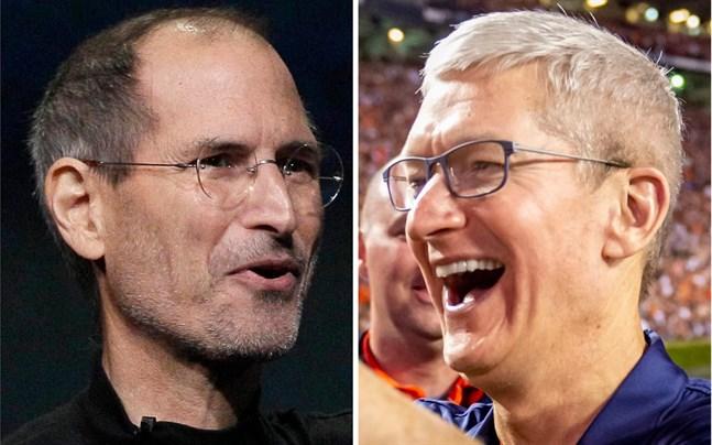 Steve Jobs ville att Tim Cook skulle leda Apple.