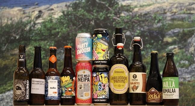 Årets bästa ölsorter utsågs på torsdagen.