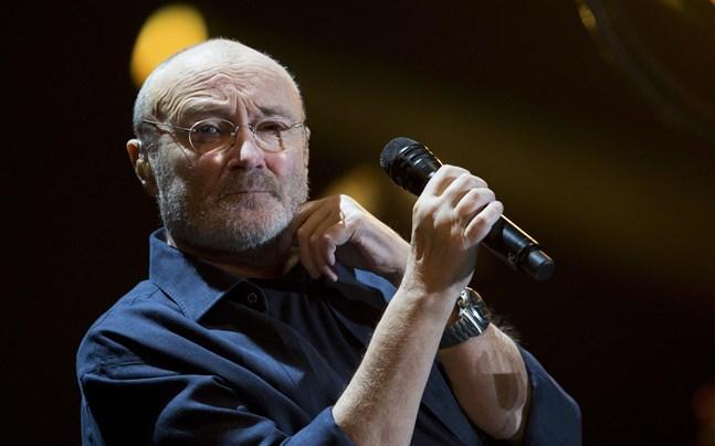 Phil Collins i Mexico City 2018.