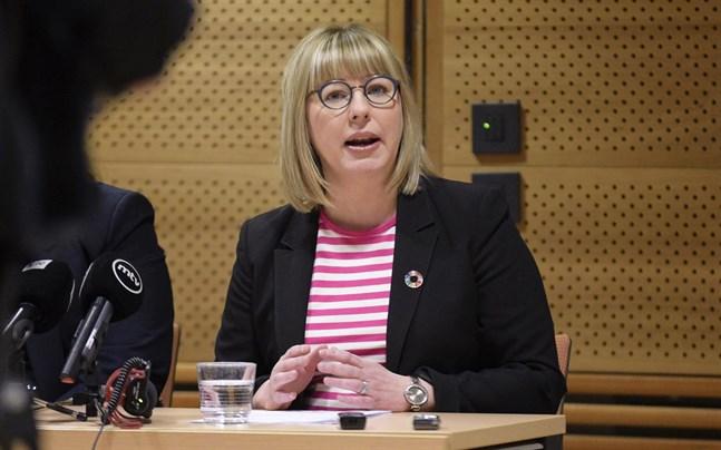 Riksdagsledamot Aino-Kaisa Pekonen (VF) har valts till ordförande för riksdagens arbetslivs- och jämställdhetsutskott.