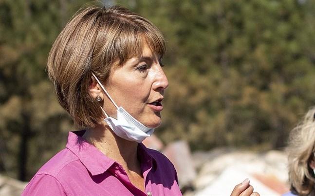 Den republikanska representanthusledamoten Cathy McMorris Rodgers tycker att Joe Biden väljer fel väg med vaccinkrav.