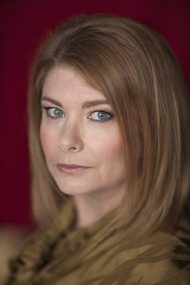 """Ulrika Kärnborg skriver manus till kommande tv-serien """"Oväsen"""". Pressbild."""