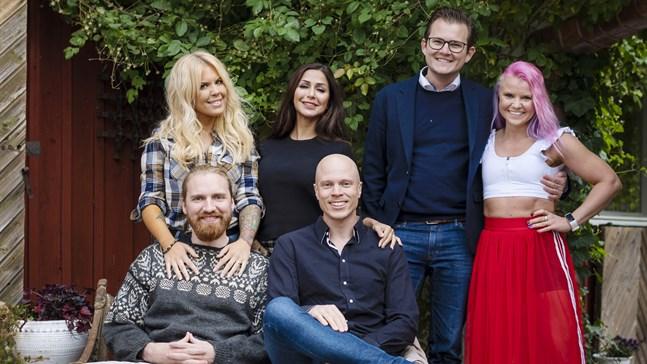 """SVT:s """"Gift vid första ögonkastet"""" har gjorts i ett flertal säsonger och att söka efter kärlek i tv är fortsatt hett. Pressbild."""