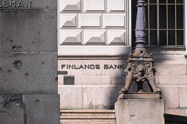 Enligt Finlands Banks bedömning kan information om koldioxidavtrycket för bankens egna investeringar offentliggöras under 2022.