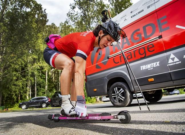 Marit Björgen planerar att göra fem lopp i Ski Classics i vinter, bland annat Vasaloppet där hon blev tvåa förra säsongen.