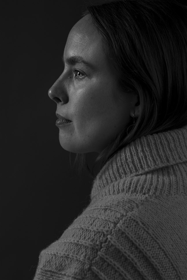 """Den poetiska kortromanen """"Nel"""" är Matilda Södergrans sjätte bok."""