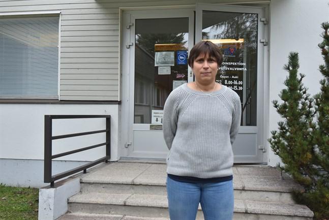 Annika Porthin, miljövårdschef, konstaterar att det inte finns mycket tid kvar av året och att man gärna skulle kunna börja planera för sin fortsatta verksamhet.