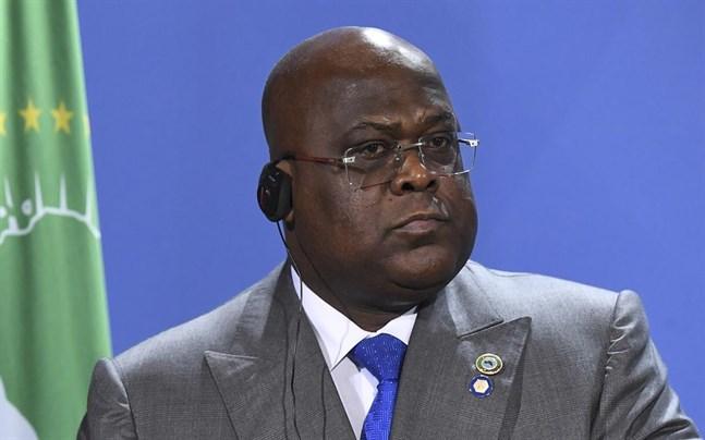 Kongo-Kinshasas president Félix Tshisekedi vill ge folket prisvärd kyckling.