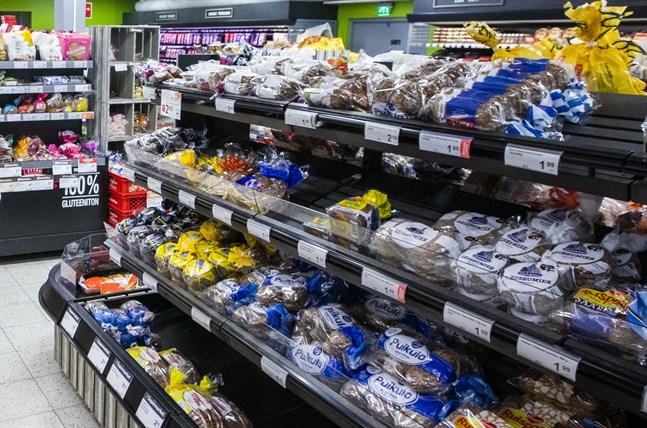 Bröd bidrar ofta till matsvinn. Många läsare säger att det hinner bli torrt eller börja mögla innan de hunnit äta upp det.