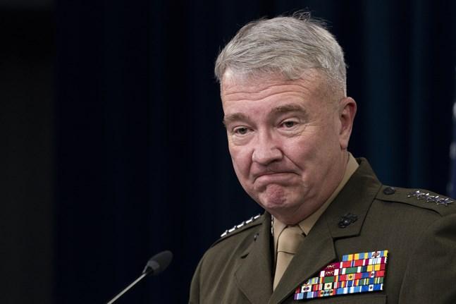 Kenneth McKenzie, amerikansk general.