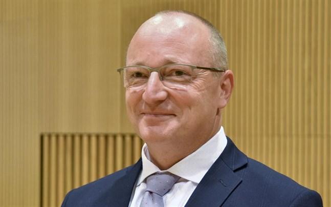 Kurt Torsell, direktör för den svenskspråkiga verksamheten vid Utbildningsstyrelsen.
