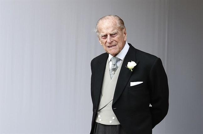 Den avlidne prins Philips testamente blir inte offentligt på ett bra tag. Arkivbild.