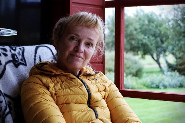 Det finns ett överlägset sätt att boosta immunförsvaret, säger Maria Backström, biträdande överläkare på barnkliniken.