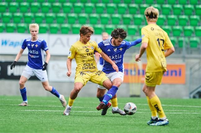 Travis Cantrell och Vasa IFK åkte på två raka förluster mot OLS.