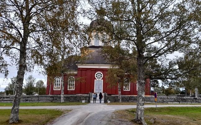 Under fredag kväll fick Kyrkhelg Nords deltagare i Larsmo medverka på plats medan deltagarna i Vasa och Karleby följde streamen.