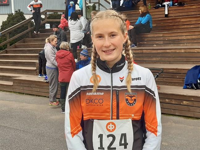 Efter ett skadefyllt år ser Nathalie Blomqvist ljust framtiden.