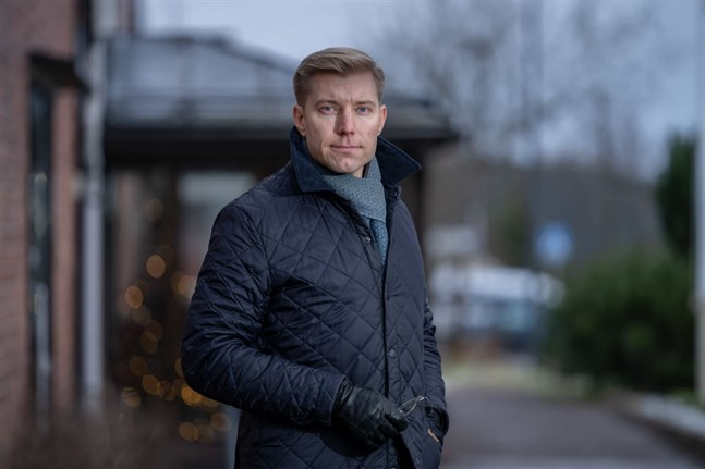 Mörskoms kommundirektör Sam Vuorinen tror att kommuninvånarna mera aktivt börjar ta kontakt om vården när välfärdsområdesvalet närmar sig.