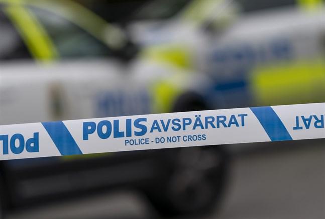Två polisanmälningar har upprättats efter händelsen i Karlskrona.