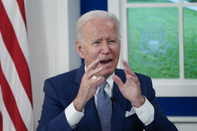 President Joe Biden har lovat att USA ska donera ytterligare 500 miljoner vaccindoser.