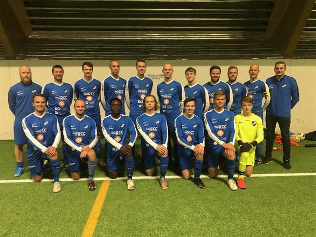 Esse IK II vann den avgörande matchen i Karleby och säkrade seriesegern och avancemang till division 4.