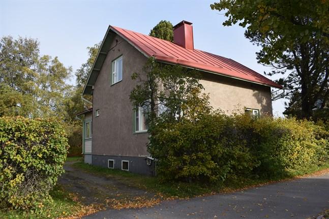 Egnahemshuset från 1956 säljs nu på auktion.