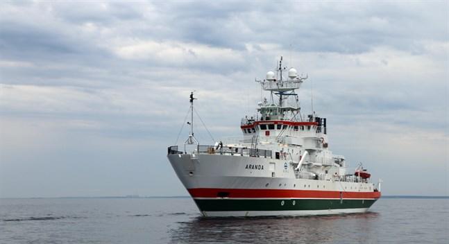 Finlands miljöcentral har blivit klar med analyserna av resultaten av forskningsfartyget Arandas senaste övervakningsresor i augusti.