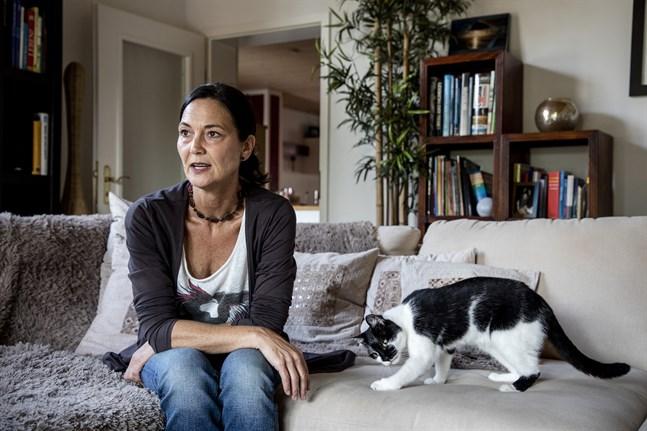 Tina Conrady, ordförande för De gröna i Erftstadt.