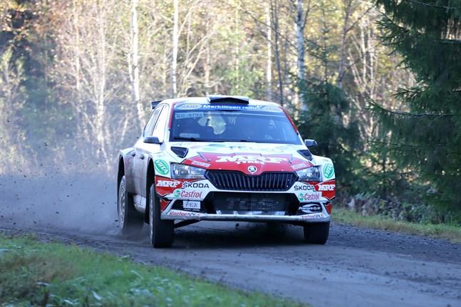 Rally-FM kom till Markby och Purmo på söndagen.