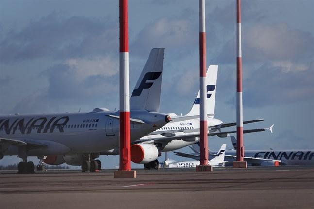 Försäljningen av flygplanen är ett sätt att överleva coronakrisen, meddelar Finnair.