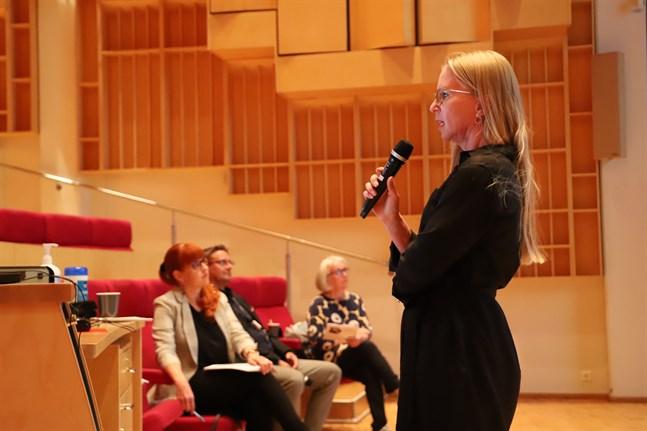 Kaisa-Liisa Harjapää är Esko Systems verkställande direktör.
