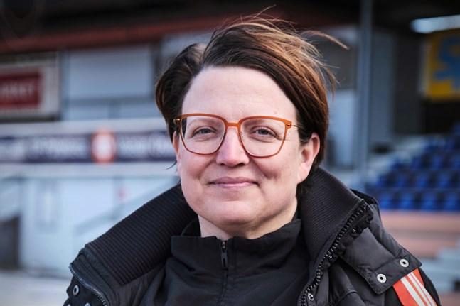 Miia Äkkinen är ekonomi- och strategidirektör i Vasa.