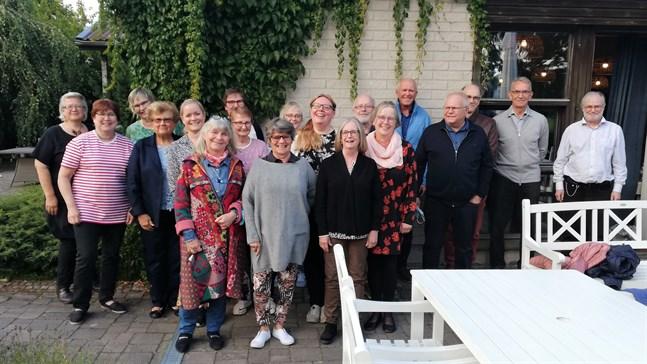 Esbo Sångkör besöker Anderssénsalen i början av oktober.