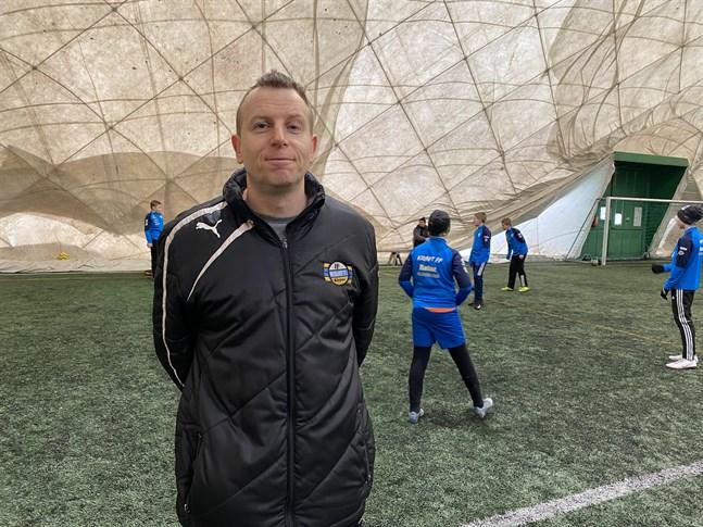 Det blev tunga dagar för tränaren Zoran Bogesic och hans lag i Eerikkilä.