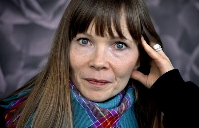 """Ann-Helén Laestadius beskriver """"Stöld"""" som sin viktigaste roman, men också den som varit svårast att skriva."""