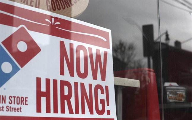 Oväntat svag amerikansk jobbmarknad.
