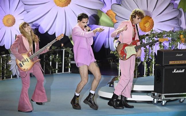 Måneskin tog Eurovision Song Contest till Italien tack vare sin seger tidigare i år.