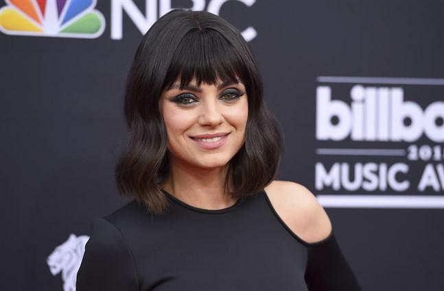"""Mila Kunis karriär startade i """"That 70's show"""". Nu får serien en spinoff. Arkivbild."""