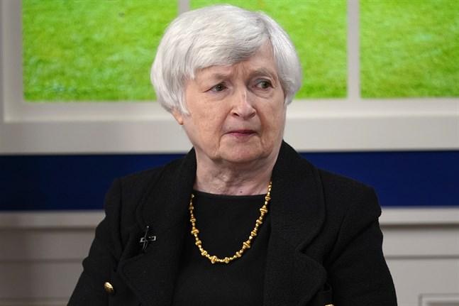 USA:s finansminister Janet Yellen.