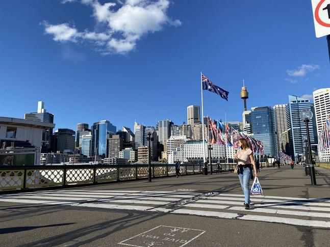 Många i Sydney behöver klippa sig, efter nästan fyra månaders nedstängning.