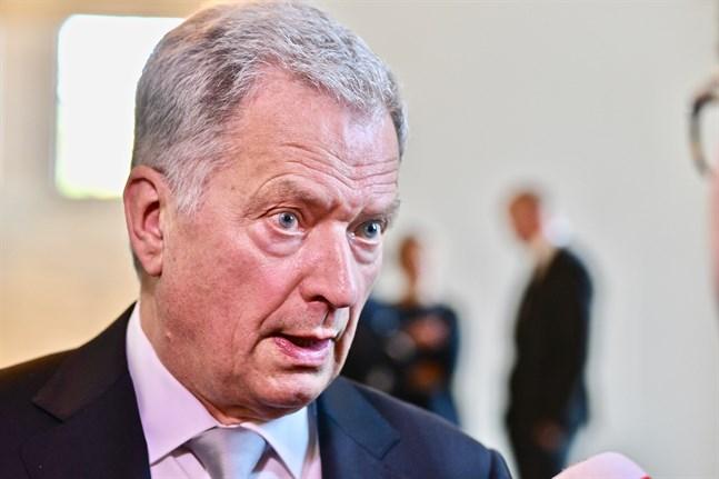 President Sauli Niinistö besöker Malmö för att delta i ett forum för bekämpning av antisemitism på onsdag.