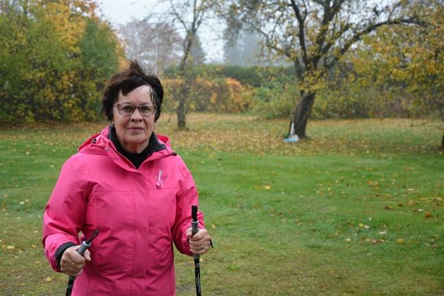Äldrerådet är ett viktigt organ, konstaterar Anna-Greta Olsio-Tuisku. På det första mötet med henne som ordförande fick rådet bland annat information om  vaccineringen mot covid-19 och kommande influensavaccinering.
