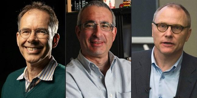 Guido W. Imbens, Joshua Angrist och David Card får årets ekonomipris till Alfred Nobels minne.