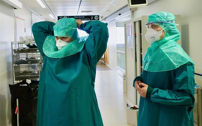 Enligt Egentliga Finlands sjukvårdsdistrikt äventyras en lång rad operationer på grund av överbelastningen av intensivvården.