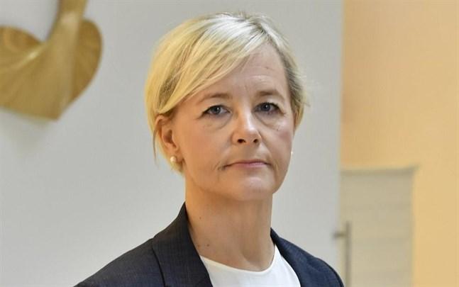 Liisa Hurme, operativ direktör vid Orion, säger att läkemedelsmarknaden i Finland är liten och därför kommersialiseras nya produkter ofta utomlands.