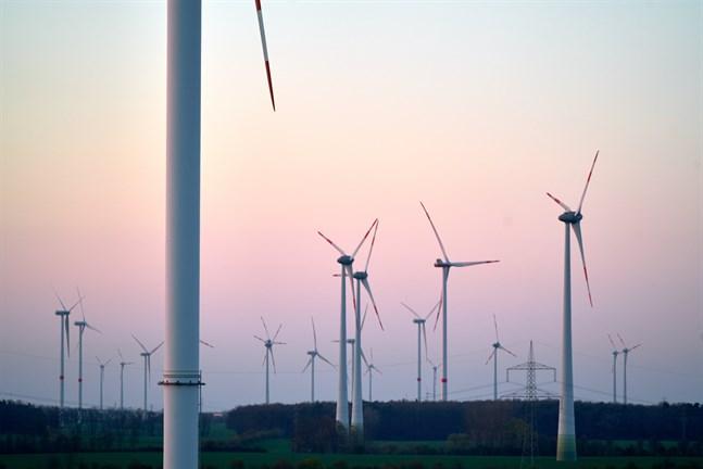 """""""Nerväxt"""" i stället för tillväxt gör att vi klarar oss med mindre vindkraftsparker."""